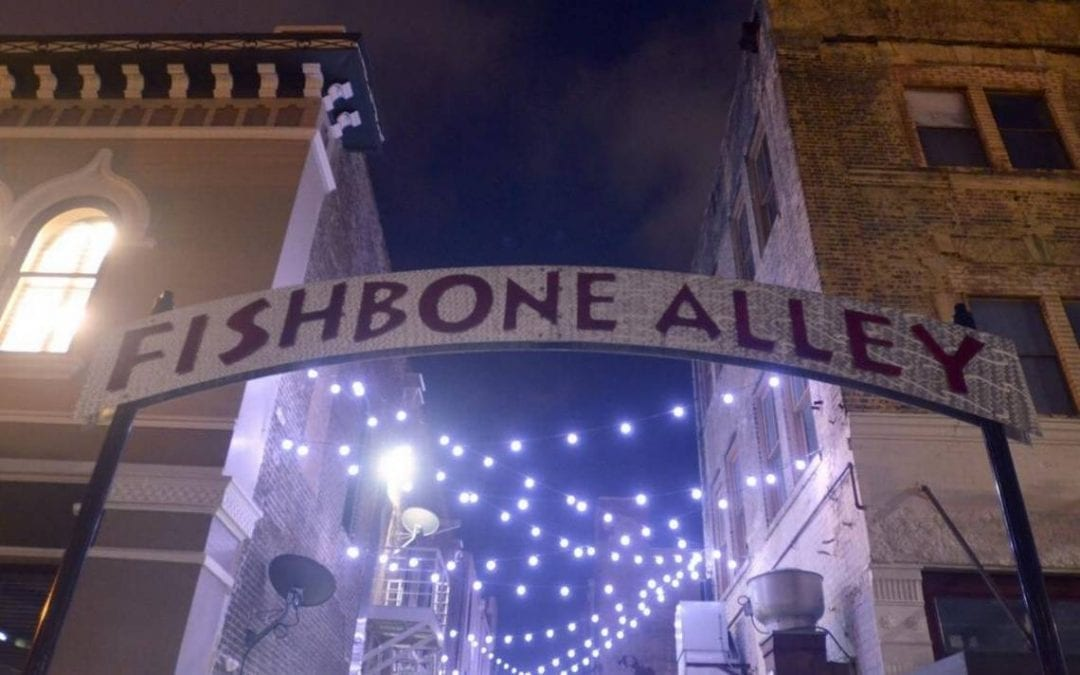 Fishbone Alley Artist Show & Reception