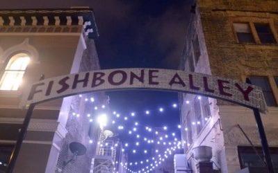 Fishbone Alley Artist Show & Reception