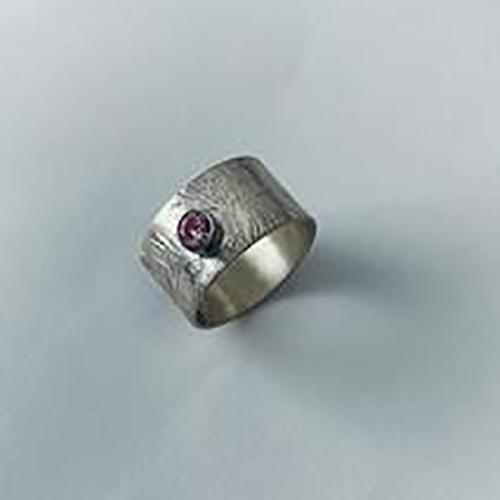 Stone Pink Ring
