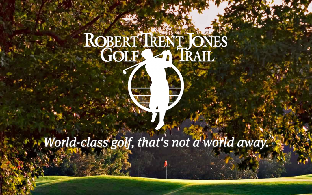 Enter our raffle to win Robert Trent Jones Golf Passes