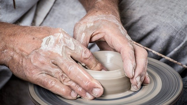 Pottery Classes with Gerrol Benigno 🗓 🗺